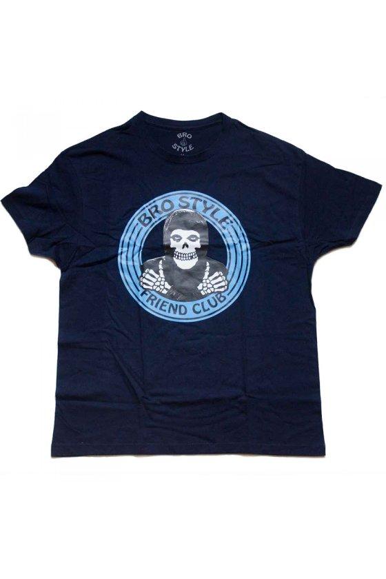 Bro Style - Friend Club Navy