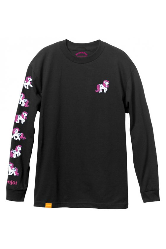 Enjoi - My Little Pony L/S Black