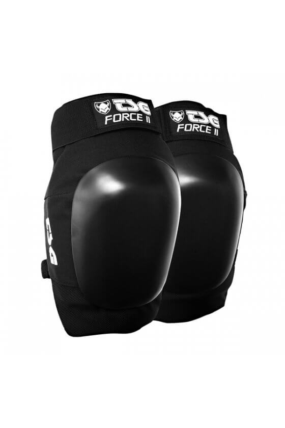 TSG - Kneepad Force II Black