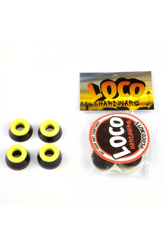 Loco - Black Yellow Medium 95a