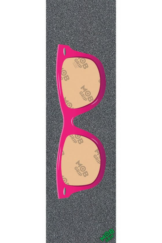 Mob - Griptape Grafica Sunnies Clear 9in x 33in