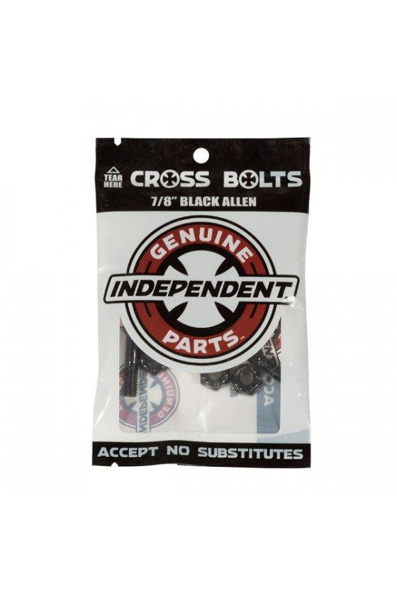 Independent - Genuine Parts Allen Hardware 7/8 in Black
