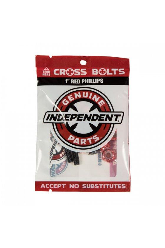 Independent - Genuine Parts Phillips Hardware 1 in Black/Red