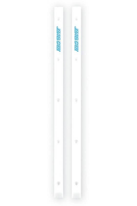 Santa Cruz - Slimline Rails White