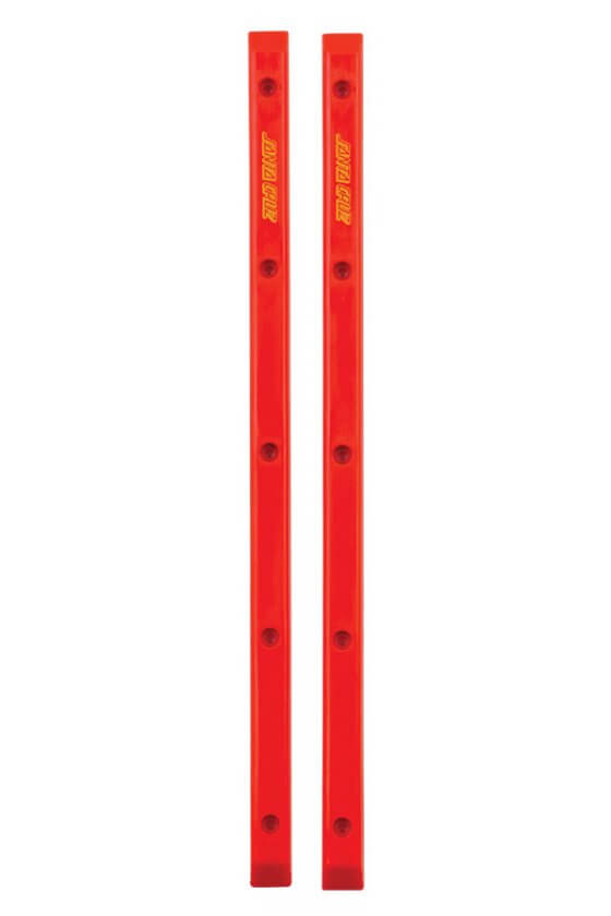 Santa Cruz - Slimline Rails Red