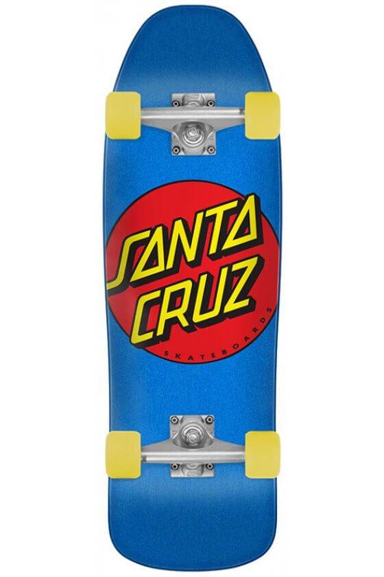 Santa Cruz - Classic Dot 9.35in x 31.7in Cruzer 80s Cruzer