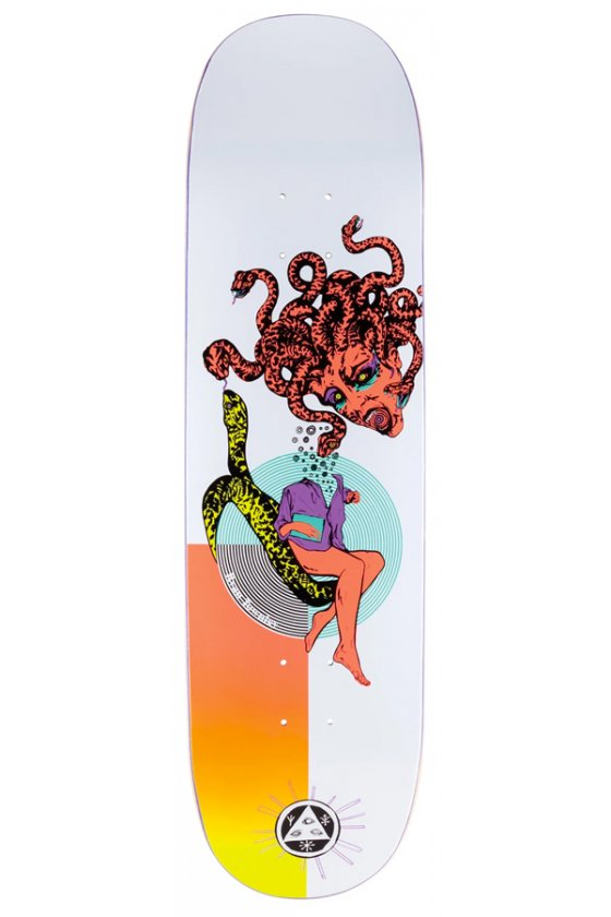 "Welcome - Pro Ryan Townley Gorgon White Coral 8.5"" On Enenra"