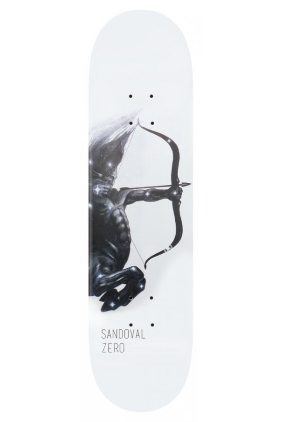 Zero - One Off Sandoval Centaur White 8.125""