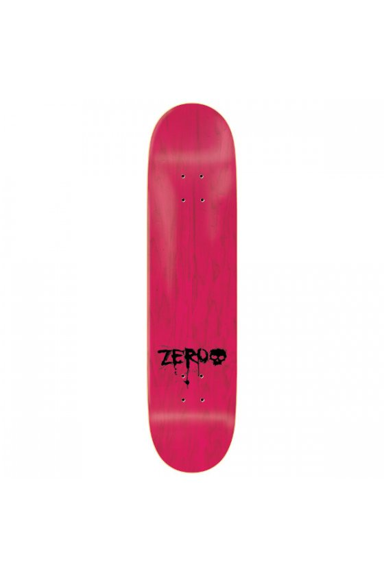Zero - Team Blood Mini Logo Pink 8.5""