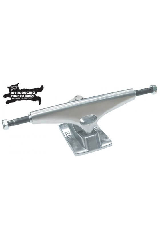 Krux - 8.50 K5 Polished Silver Standard