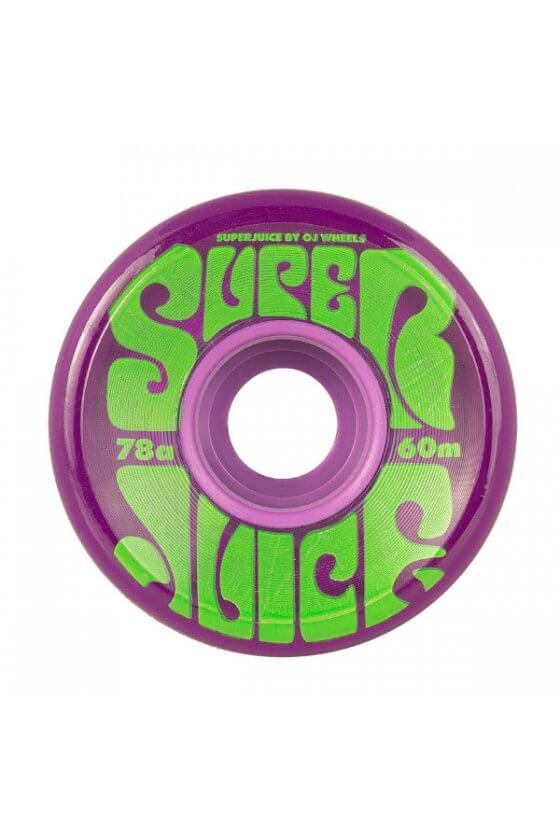 OJ - 60mm Super Juice Trans Purple 78a OJ