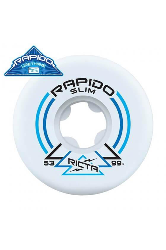 Ricta - 53mm Rapido Slim 99a Sum19