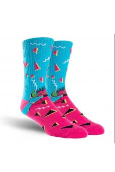 Toy M. - Tm 80S Monster Crew Socks Multi