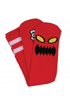 Toy M. - Calze Monster Face Red