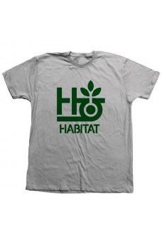 Habitat - Pod Logo Silver