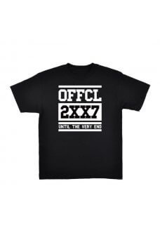 Official - OFFCL 2XX7 Black Taglia XL
