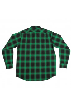 Creature - Damned Plaid Green Black