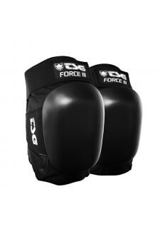 TSG - Kneepad Force III black