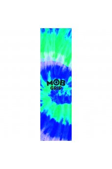 Mob - Tie Dye Pastel Blue 9in x 33in