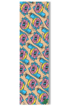 Mob - Odd Future Donut Hand Clear 9in x 33in