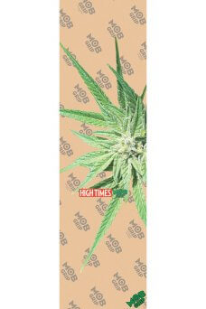 Mob - High Times Star Clear Grip Tape 9in X 33in Graphic Mob
