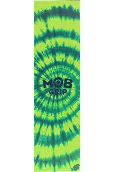 Mob - Tie Dye Green 9in x 33in