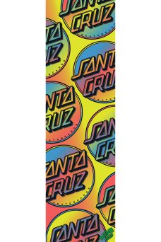 Mob - Griptape Grafica Santa Cruz Contra Allover 9in x 33in
