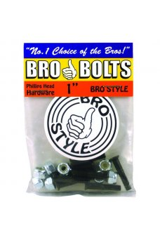 "Bro Style - Viti Longboard Bro Style 1 1/4"" Stella"