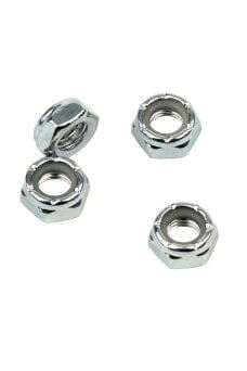 Independent - Genuine Parts Axle Nuts