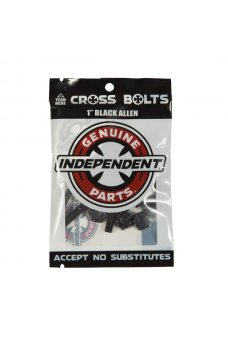 Independent - Genuine Parts Allen Hardware 1 in Black