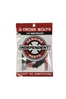 Independent - Genuine Parts Phillips Hardware 7/8 in Black/Red