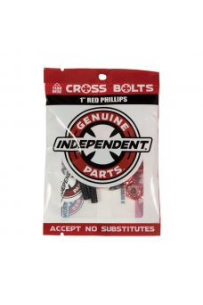 Independent - Genuine Parts Phillips Hardware 1 in Black/Red