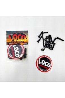 """Loco - 1"""" Brugola Black"""