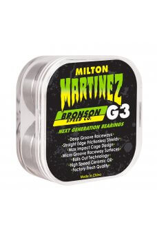 Bronson - Milton Martinez Pro Bearing G3 Bronson Speed Co.