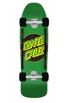 Santa Cruz - Other Dot 9.35in x 31.7in Cruzer 80s