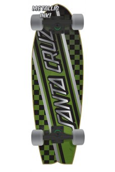 Santa Cruz - Check Strip 8.8in x 27.7in Cruzer Shark