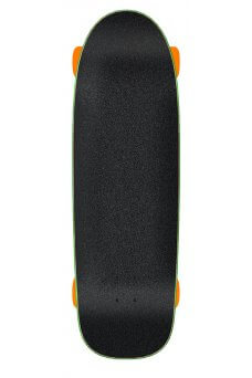 Santa Cruz - Street Skate 8.79in x 29.05in Cruzer Street Orange Green