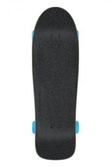 Santa Cruz - Iridescent Hand 9.7in x 31.7in Cruzer Shaped Cruzer Santa Cruz