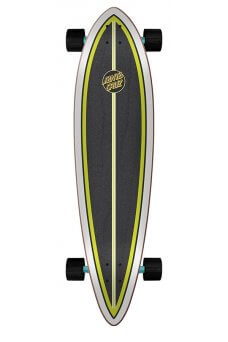 Santa Cruz - Shark Dot 9.58in x 39.0in Cruzer Pintail