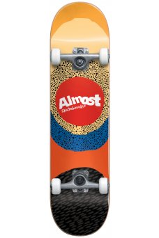 """Almost - Radiate FP Yellow 7.5"""""""