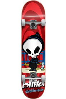 Blind - Retro Reaper FP Soft Wheels Red 7.375""