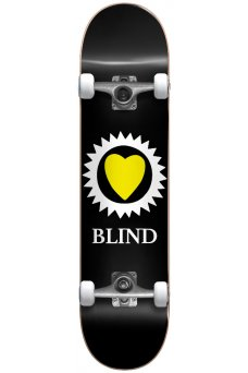 Blind - Heart FP Black 8.0""