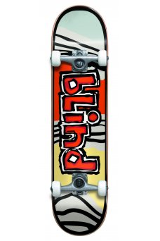 """Blind - OG Tiger Stripe Fp Mini Red Orange 7.0"""""""
