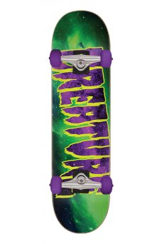 Creature - Galaxy Logo Mid Sk8 Completes 7.80in x 31.00in Creature