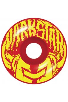 Darkstar - Badge FP Soft Wheels Rasta 7.5