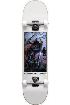 Darkstar - Clean Smoke FP Mid Grey 7.375""