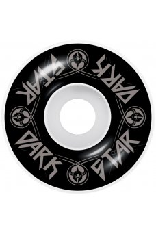 Darkstar - Badge Soft Wheels Silver Mid 7.25