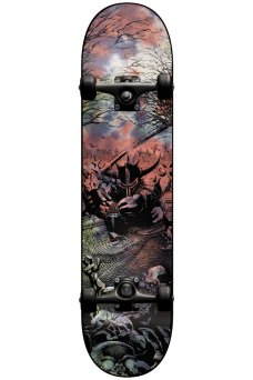 """Darkstar - Umbra Youth Premium Pastel Tie Dye Mid 7.25"""""""
