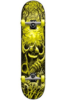 Darkstar - Woods FP Mini Yellow 7.0""