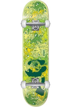Enjoi - Slimer Panda FP Green Yellow 7.5""